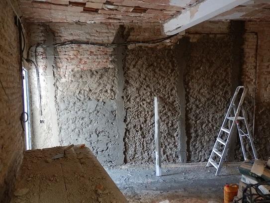 Enfoscado revoque y enlucido soyreforma - Imprimacion para paredes de yeso ...