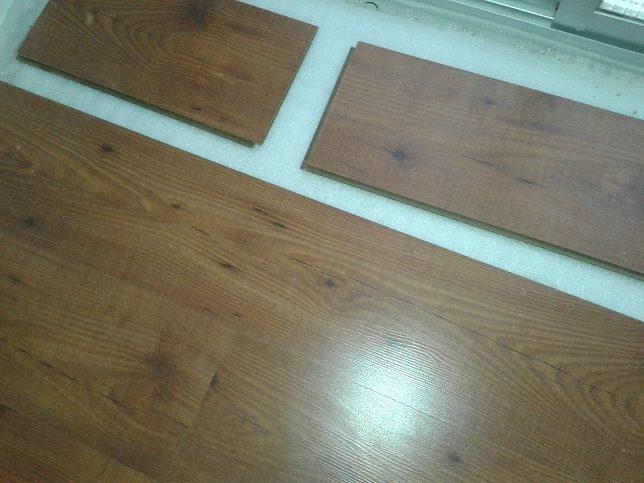 F cil sobre piso flotante tipos sustratos instalaci n - Arreglar tarima flotante ...
